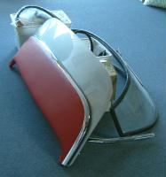collectible shipping - 1956 300SL Gullwing windshield & parts