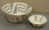 estate shipping - pima baskets c. 1920