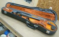 musical instrument shipping - violin