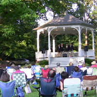 The Small Town Theatre Company's Outdoor Summer Concert at Wampus Brook Park