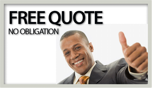 Get a free quote without a lot of hassle!