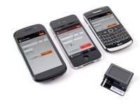 Accept payment virtually through our mobile pay options