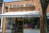 The Colony Shop is located at 31 East Main Street, Patchogue Village, NY