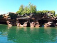 Devil's Island Sea Caves