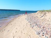 Rocky Island beach