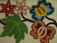 Ojibwe bead work from the museum's collection