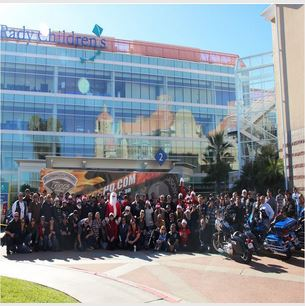 Angela Spence Foundation: Biggs Harley-Davidson Annual Toy Store Invasion