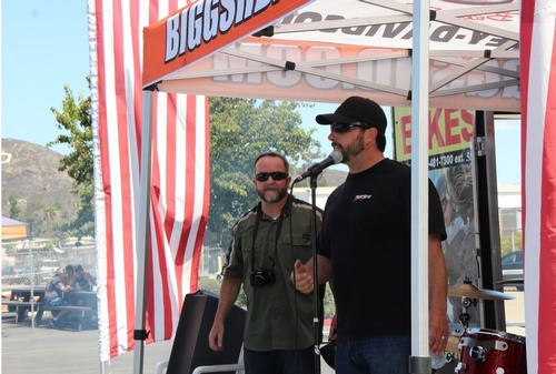 Angela Spence Foundation: Biggs Harley-Davidson Celebrity Ride Shelter to Solider p1