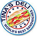 Tina's Deli, World's Best Sandwiches