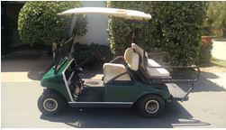 Cart Mart, San Marcos, CA Golf Cart with Rear Facing Seats, Golf Carts, Utitility Vehicles, p2