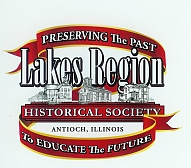 Lakes Region Historical Society established 1973