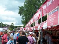 Taste Food Tents