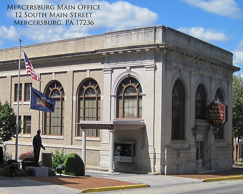 Mercersburg Main Office
