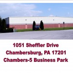 The Sheffler Multi-Tenant Building in Chambers-5 Business Park