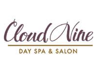 Cloud Nine Day Spa Logo design