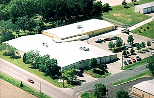 38,000 sq ft Facility in Prairie du Sac, Wisconsin