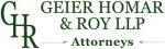 Geier Homar & Roy LLP