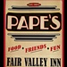 Pape's Fair Valley Inn