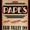 Pape's Fair Valley Inn
