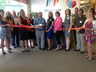 Downtown Des Moines Ribbon Cutting