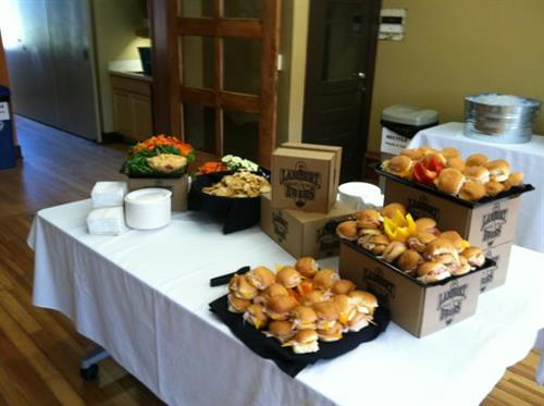 Open House Catering!