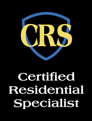 The top certification for full time professional REALTORS, Only 1 in 10 agents achieve this certification.