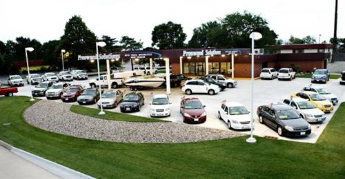 Preowned Solutions @ 11010 Douglas Ave in Urbandale opened October 2011