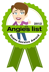 2012 Super Service Award Winner