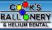 Cook's Balloonery & Helium