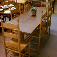 Shaker Table Set