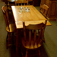 5-Pc Maple Dining Set
