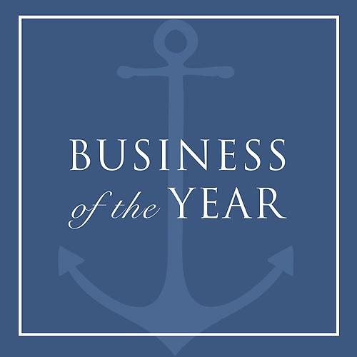 Greater Newburyport Chamber of Commerce Award 2015