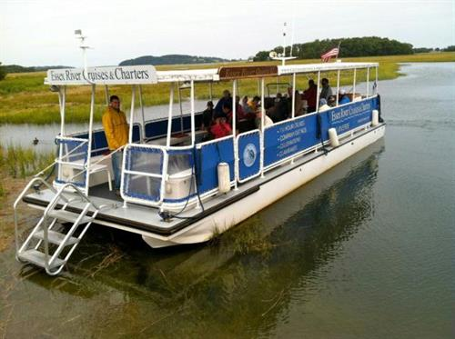 Essex River Cruises Charters Boat Charters And Fishing Parties - May river excursions