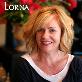 Lorna: Owner & Stylist