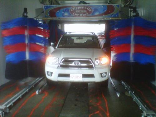 Clipper City Car Wash Coupon