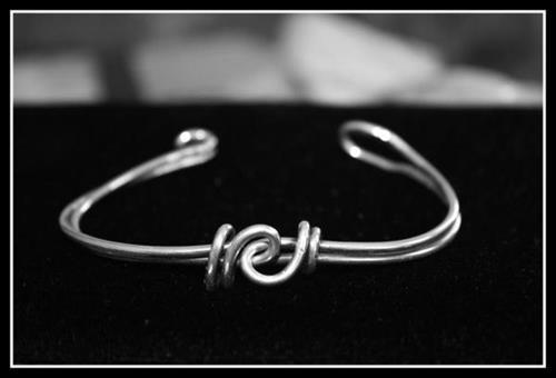 The ''Original Newburyport Knot'' Bracelet