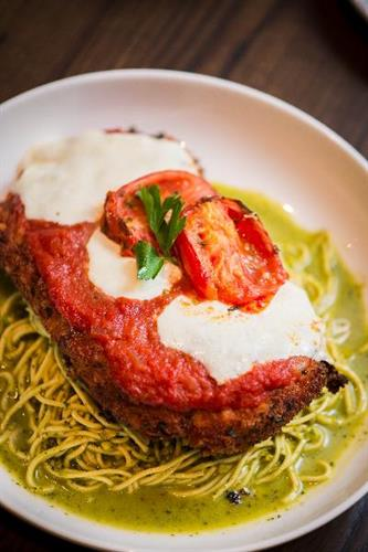 Phantom Gourmet says ''This is the best Chicken Parm you will ever eat.''