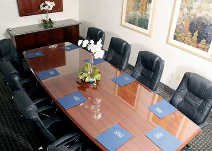 Ford Room holds 12 people