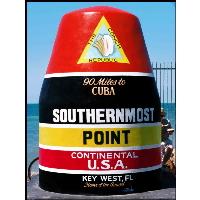 Key West Southern Most Bouy