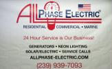 All Phase Electric Service of Florida Inc.