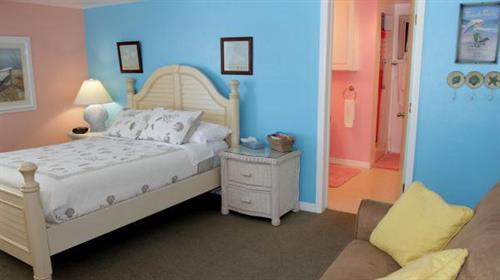 Sandy Beach Motel Suite