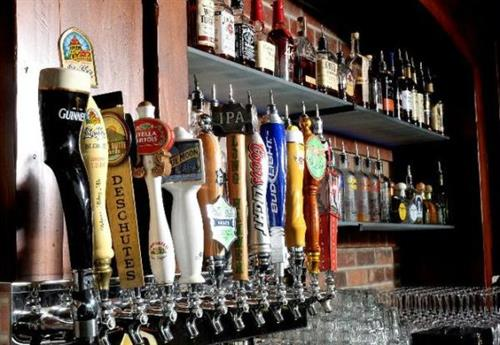 Local Taps and of course our Elevation Ale