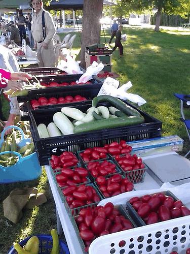 Emmett Farmer's Market