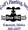Goff's Plumbing