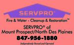 SERVPRO of Mt. Prospect / N. Des Plaines