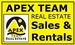 Apex Team Real Estate Sales & Rentals