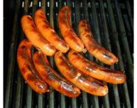 Authentic Wisconsin bratwurst will bring the taste of Wisconsin to your next cookout.