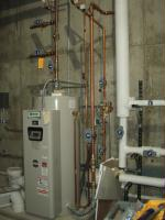 Commercial Hot Water Heating Systems