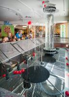 The Interactive Water Exhibit is part of our free Community Concourse.