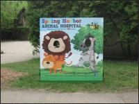 Henry Vilas Zoo Cut-Out